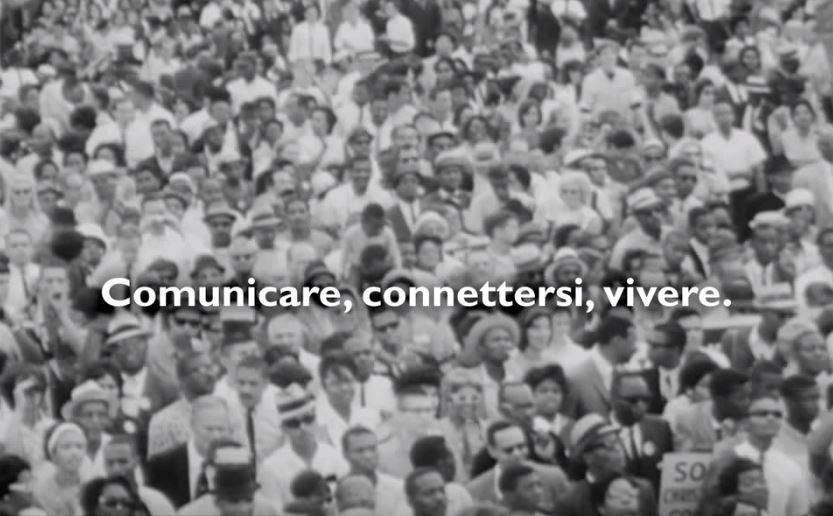 Nuova campagna istituzionale di Telecom Italia: 'Comunicare, connettersi, vivere'