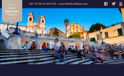 Hotel Scalinata a Piazza di Spagna