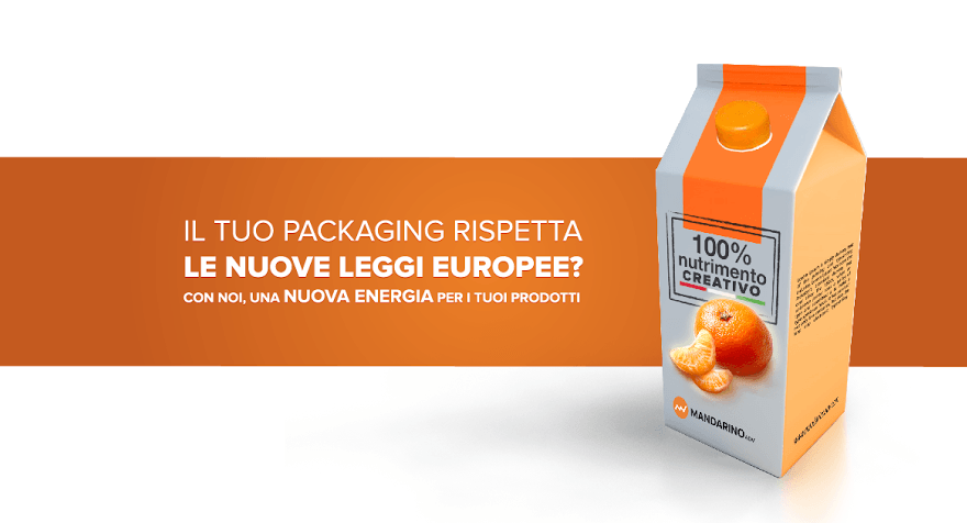 Nuova normativa europea sul packaging