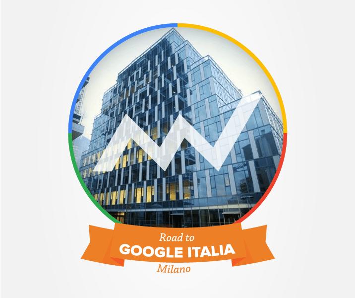 Master Class presso Google Italia