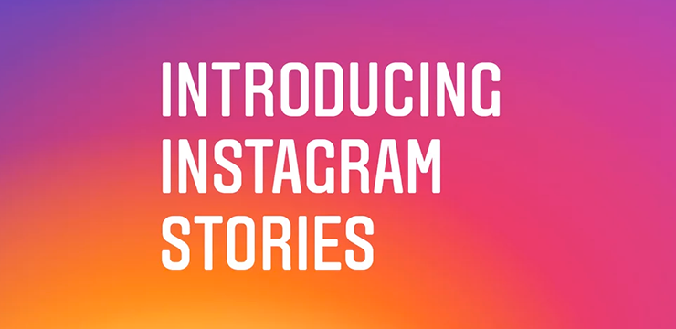 Presentazione Instagram Stories