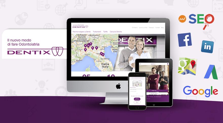 Dentix Italia azienda leader nelle cure dentali